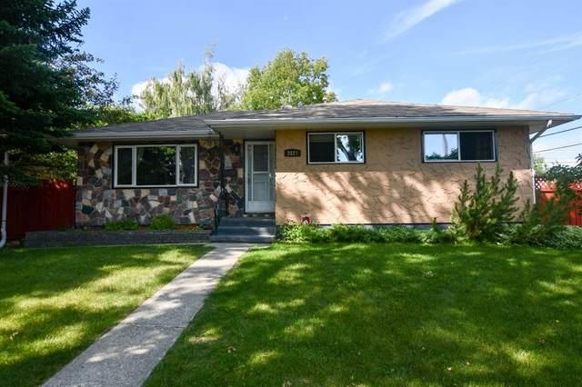 2827 Brecken Road NW, Calgary, AB T2L 1H5 (#A1022623) :: Calgary Homefinders