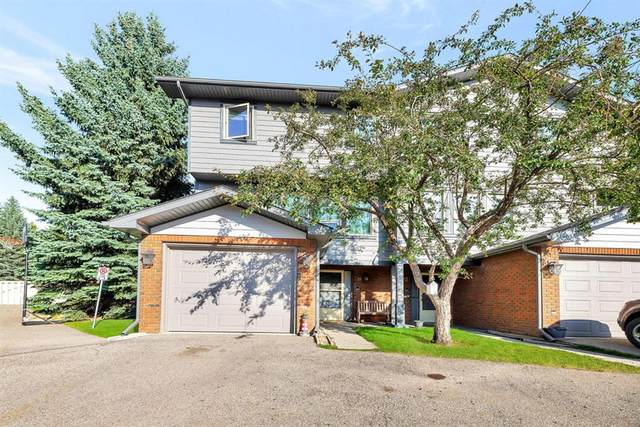 64 Woodacres Crescent SW #21, Calgary, AB T2W 4V6 (#A1022652) :: Redline Real Estate Group Inc