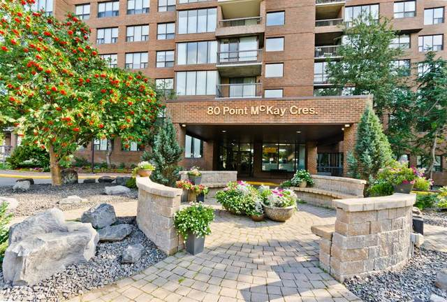 80 Point Mckay Crescent NW #1408, Calgary, AB T3B 4W4 (#A1022750) :: Western Elite Real Estate Group
