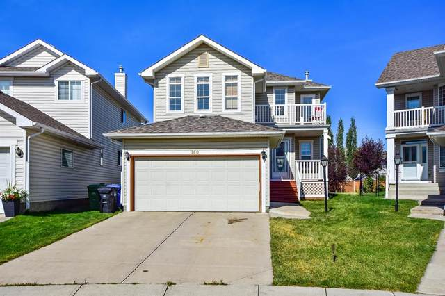 160 Coral Reef Close NE, Calgary, AB  (#A1022797) :: Redline Real Estate Group Inc