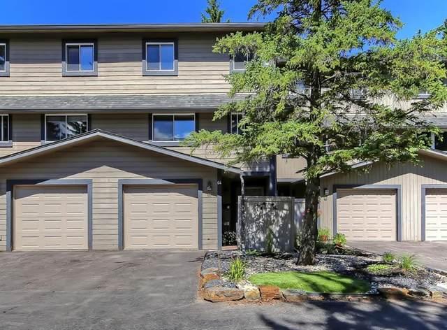 27 Silver Springs Drive NW #64, Calgary, AB T3B 4N3 (#A1022821) :: Calgary Homefinders