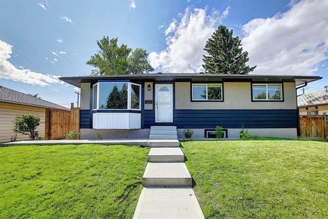 2439 42 Street, Calgary, AB T2B 1G6 (#A1022830) :: Calgary Homefinders