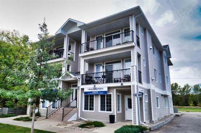 29 N Railway Street #201, Okotoks, AB T1S 1J3 (#A1022842) :: Redline Real Estate Group Inc