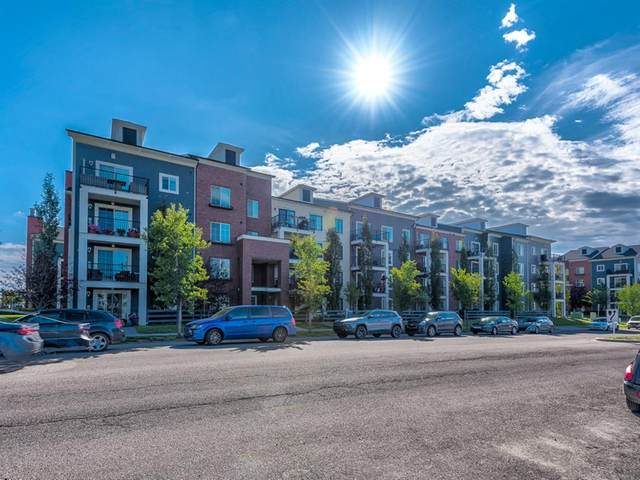 755 Copperpond Boulevard #6111, Calgary, AB T2Z 4R2 (#A1022850) :: Calgary Homefinders