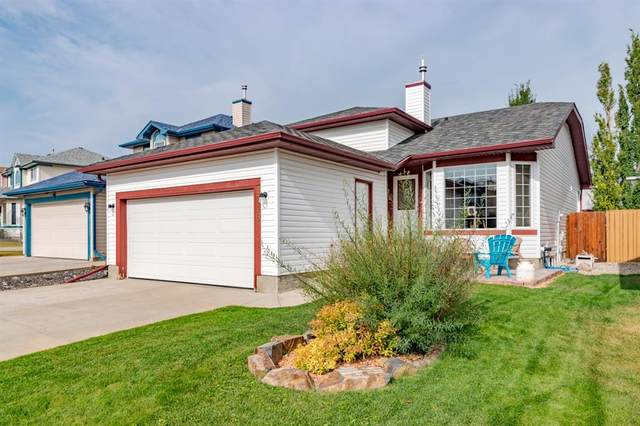 1716 Woodside Boulevard NW, Airdrie, AB T4B 2K1 (#A1022863) :: Canmore & Banff