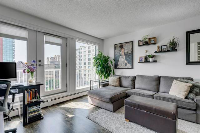 1411 7 Street SW #603, Calgary, AB T2R 1A6 (#A1022889) :: Redline Real Estate Group Inc