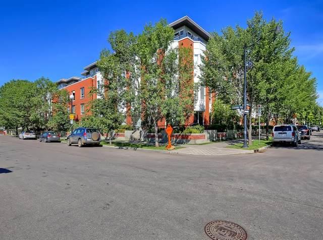 830 Centre Avenue NE #402, Calgary, AB T2E 9C3 (#A1022914) :: Redline Real Estate Group Inc