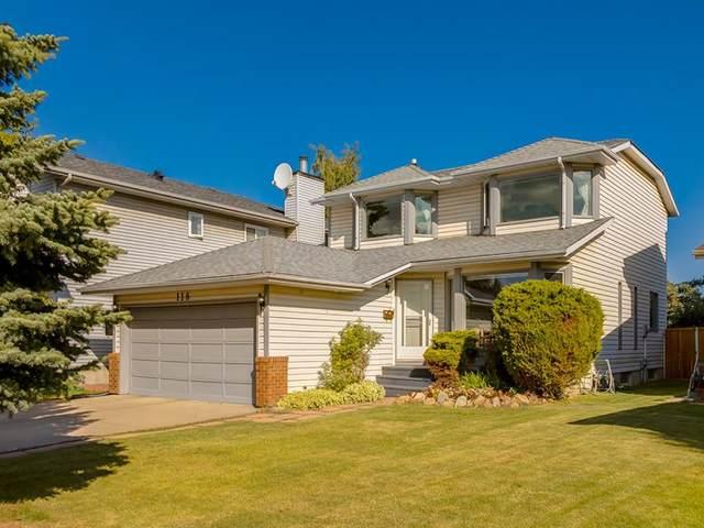 116 Rivergreen Crescent SE, Calgary, AB T2C 3V6 (#A1022963) :: Redline Real Estate Group Inc