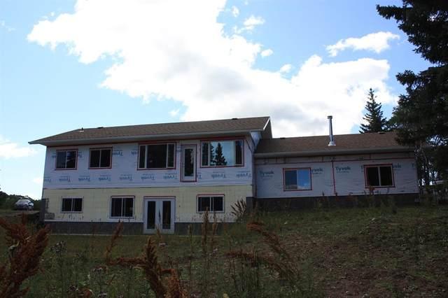 Near Range Road 10A, Rural Pincher Creek M.D., AB T0K 1W0 (#A1023063) :: Calgary Homefinders