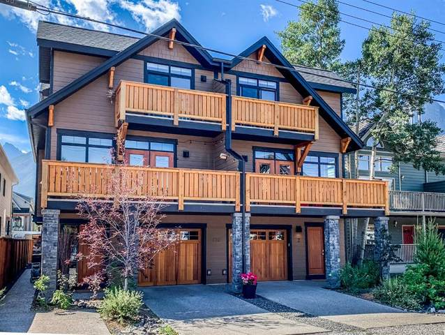 810 5th Street Street NW #2, Canmore, AB T1W 2G4 (#A1023130) :: Redline Real Estate Group Inc