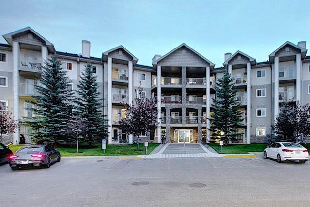 5000 Somervale Court SW #405, Calgary, AB T2Y 4M1 (#A1023136) :: The Cliff Stevenson Group