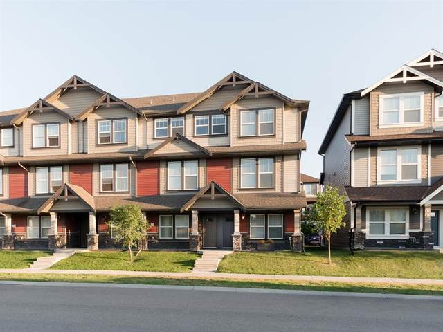 280 Williamstown Close NW #506, Airdrie, AB T4B 4B6 (#A1023145) :: Canmore & Banff