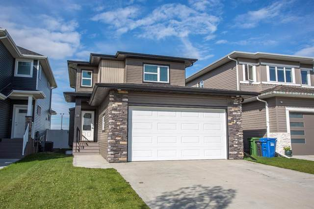 338 Viscount Drive, Red Deer, AB T4R 0S1 (#A1023290) :: Canmore & Banff