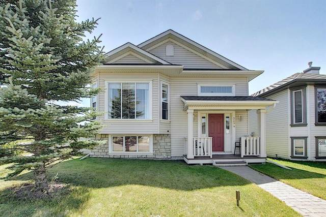 204 Stonegate Drive NW, Airdrie, AB T4B 3A2 (#A1023431) :: Calgary Homefinders