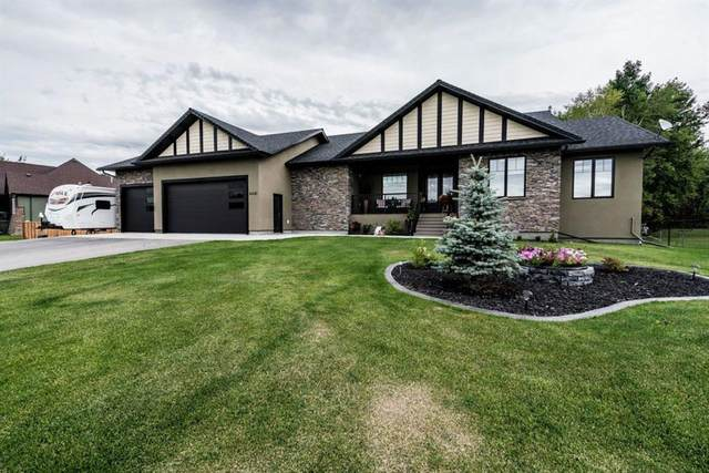 6441 79 Street, Rural Grande Prairie No. 1, County of, AB T8W 0L4 (#A1023517) :: Canmore & Banff
