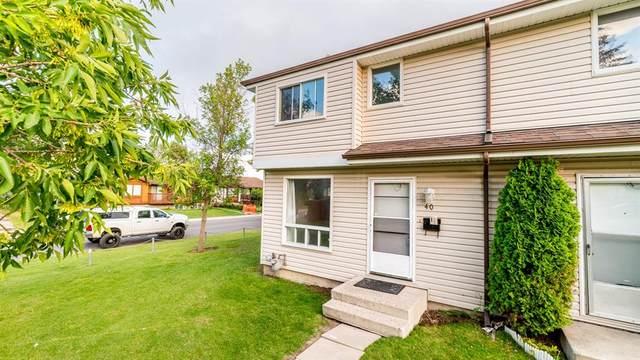 1155 Falconridge Drive NE #40, Calgary, AB T1Y 5H1 (#A1023532) :: Redline Real Estate Group Inc