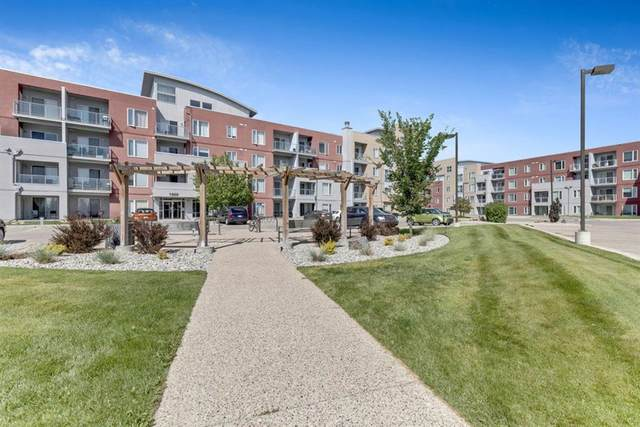 604 East Lake Boulevard NE #1218, Airdrie, AB T4A 0G5 (#A1023552) :: Canmore & Banff