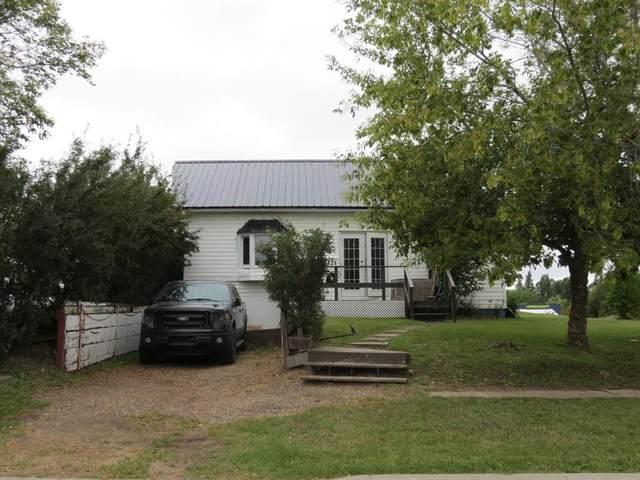 4825 46 Street, Sedgewick, AB T0B 4C0 (#A1023789) :: Canmore & Banff