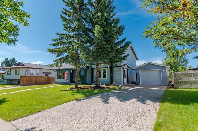 1167 Ranchlands Boulevard NW, Calgary, AB T3G 1G4 (#A1023855) :: Redline Real Estate Group Inc