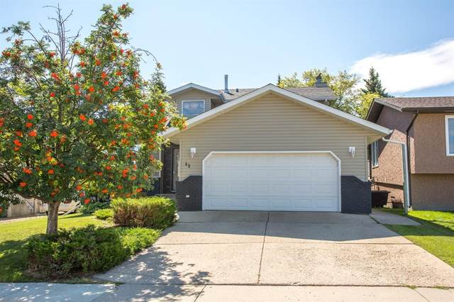 43 Bruns Crescent, Lacombe, AB T4L 1N9 (#A1024018) :: Canmore & Banff