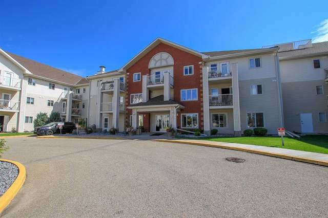 56 Carroll Crescent #324, Red Deer, AB T4P 3Y3 (#A1024021) :: Canmore & Banff