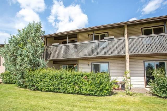 54 Bell Street #122, Red Deer, AB T4R 1M8 (#A1024046) :: Western Elite Real Estate Group
