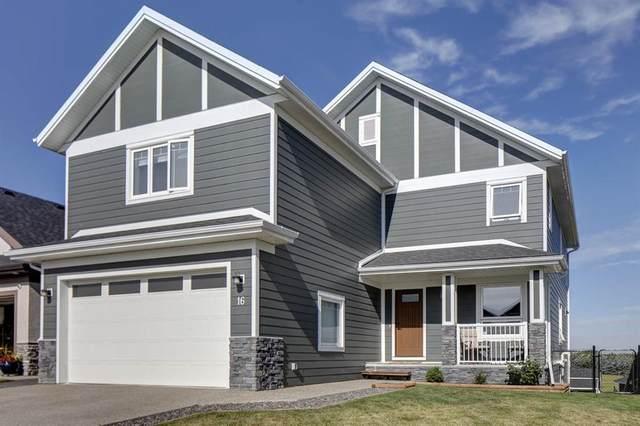 16 Muirfield Close, Lyalta, AB T0J 1Y1 (#A1024200) :: Calgary Homefinders