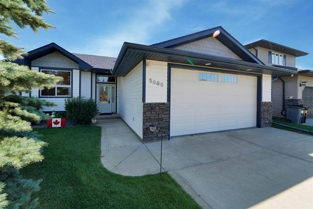 5685 Panorama Drive, Blackfalds, AB T4N 0M3 (#A1024374) :: Canmore & Banff