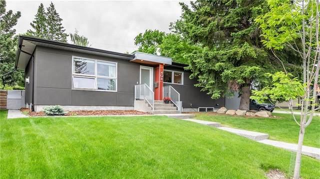 408 Wildwood Drive SW, Calgary, AB T3C 3E6 (#A1024381) :: The Cliff Stevenson Group