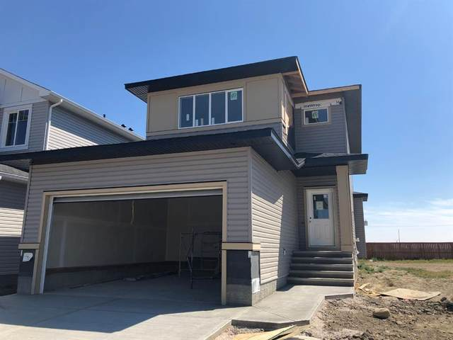 849 Hampshire Crescent NE, High River, AB T1V 0E3 (#A1024644) :: Redline Real Estate Group Inc
