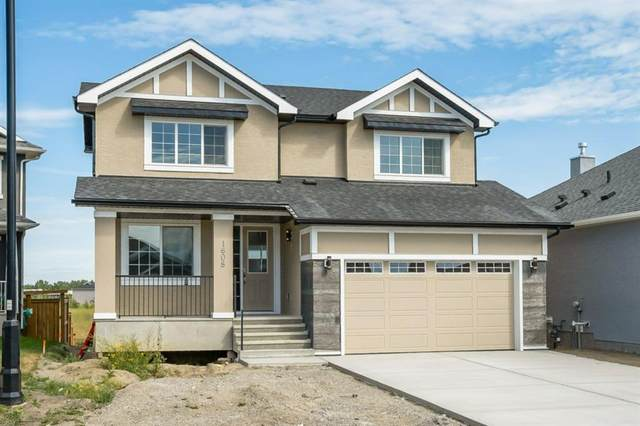 1608 Montrose Terrace SE, High River, AB T1V 0B5 (#A1024675) :: Calgary Homefinders