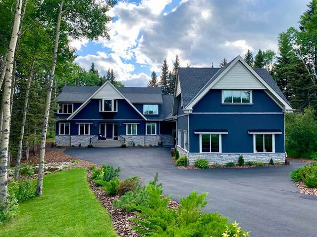 5 Hawk's Landing Drive, Priddis Greens, AB T0L 1W3 (#A1024772) :: Canmore & Banff