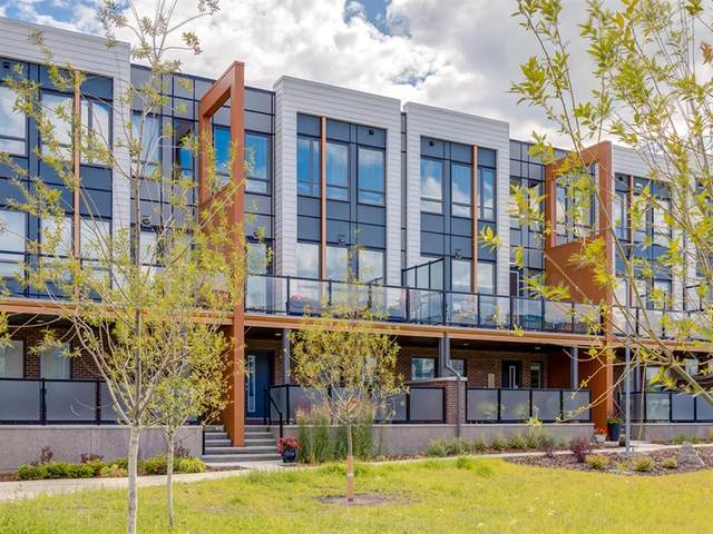 14 Norford Common NW, Calgary, AB T3G 6G6 (#A1024838) :: Canmore & Banff