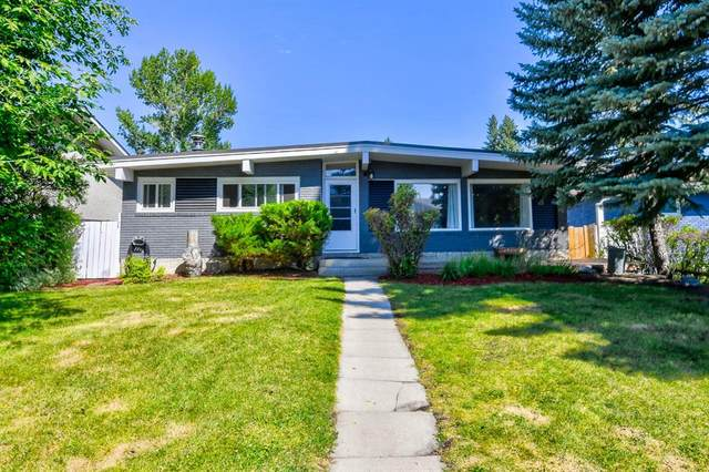 1616 110 Avenue SW, Calgary, AB T2W 0E1 (#A1024951) :: Canmore & Banff