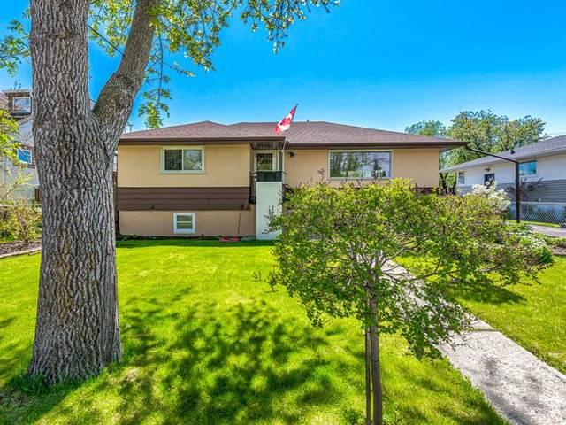 3011 34 Avenue SW, Calgary, AB T3E 0Z1 (#A1024953) :: Calgary Homefinders