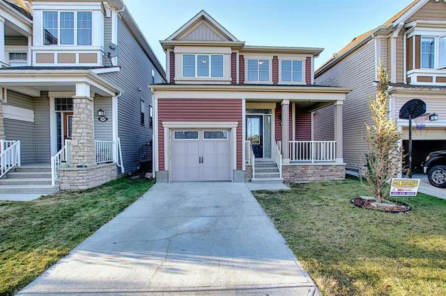 28 Cityscape Garden NE, Calgary, AB  (#A1025060) :: Team J Realtors