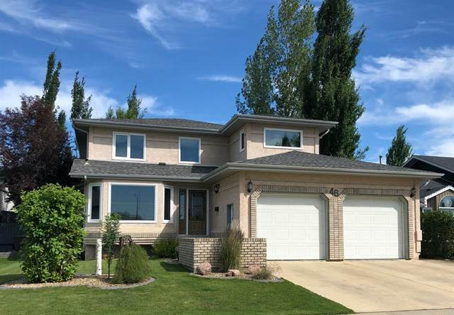 46 Denmark Crescent, Red Deer, AB T4R 2K4 (#A1025175) :: Canmore & Banff