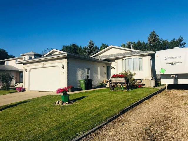 5316 60 Street, Camrose, AB T4V 4L2 (#A1025304) :: Canmore & Banff