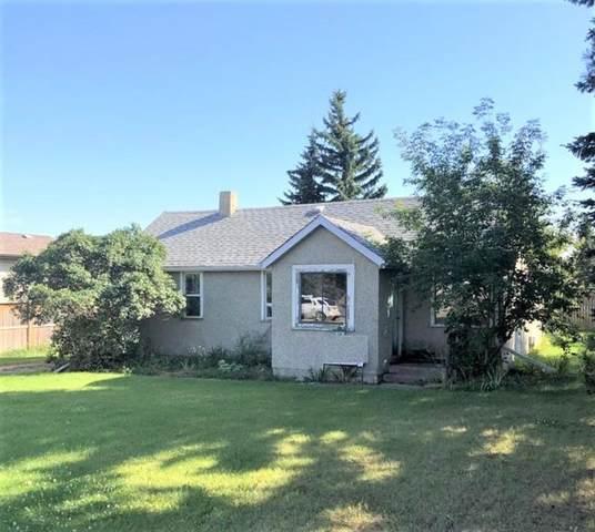 5343 57 Avenue, Ponoka, AB T4J 1M1 (#A1025487) :: Canmore & Banff