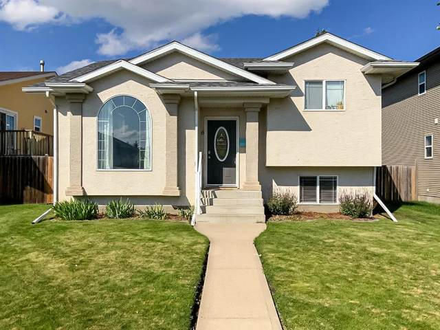 6 Timmons Close, Lacombe, AB T4L 2M7 (#A1025526) :: Canmore & Banff