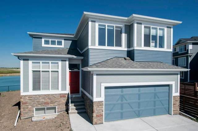 37 Lucas Cove NW, Calgary, AB T3P 1M4 (#A1025548) :: Redline Real Estate Group Inc