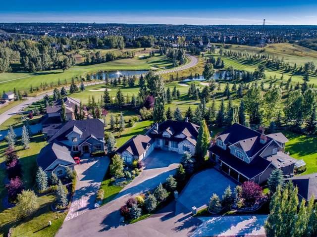 40 Lynx Ridge Boulevard NW, Calgary, AB T3L 2M4 (#A1025689) :: Calgary Homefinders