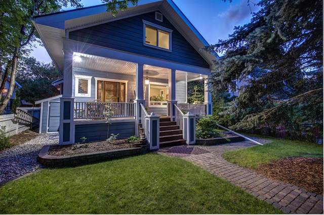 1947 12 Street SW, Calgary, AB T2T 3N3 (#A1025737) :: Canmore & Banff