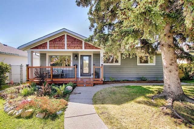 4503 46 Avenue SW, Calgary, AB T3E 1H8 (#A1025808) :: Redline Real Estate Group Inc