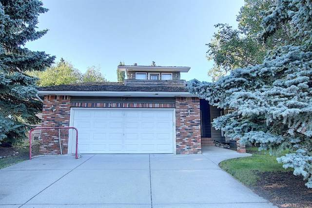 144 Wood Willow Close SW, Calgary, AB T2W 4H4 (#A1025849) :: Redline Real Estate Group Inc