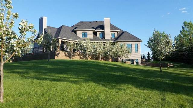 7 South Valley Boulevard, Rural Rocky View County, AB T3R 1H8 (#A1025888) :: Western Elite Real Estate Group