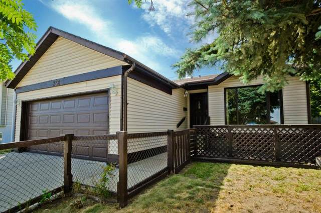 336 Centre Street, Strathmore, AB T1P 1G8 (#A1025982) :: Canmore & Banff
