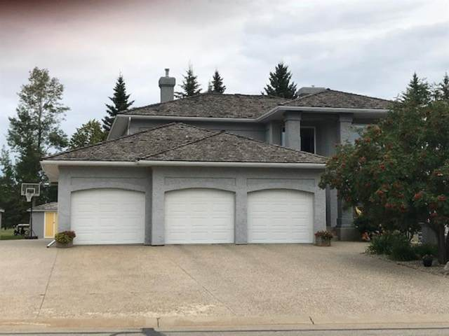 9440 Wedgewood Drive North Drive, Wedgewood, AB T8W 2G5 (#A1026027) :: The Cliff Stevenson Group