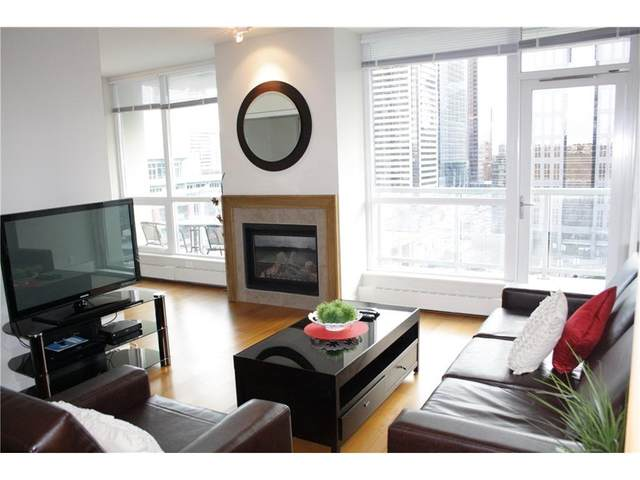 222 Riverfront Avenue SW #1216, Calgary, AB T2P 0X2 (#A1026032) :: Canmore & Banff