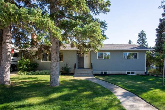 523 6 Avenue SW, High River, AB T1V 1B6 (#A1026138) :: Canmore & Banff
